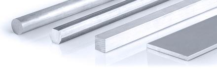 Aluminium staf