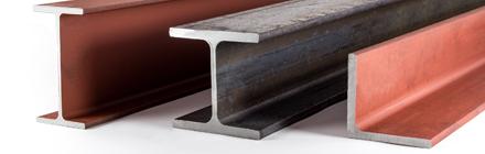 Constructiebalken staal profielen