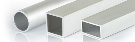 Aluminium geanodiseerde buizen