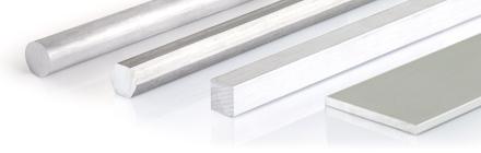 Aluminium geanodiseerd staf