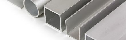 Aluminium geanodiseerd