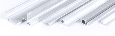 Speciale aluminium profielen