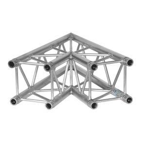 Truss - 2-weg hoekdeel vierkant | 30 serie | Medium