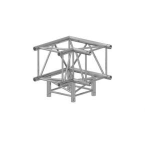 3-weg hoekdeel vierkant T-stuk | 30 serie | Large - Truss