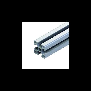 Geanodiseerd profiel   30x30mm - Minitec