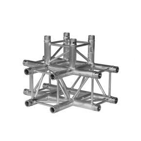 Truss - 4-weg hoekdeel vierkant | 30 serie | Medium
