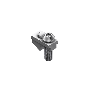 Verbinder 45x45mm - Minitec