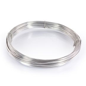 aluminium draad op bundel