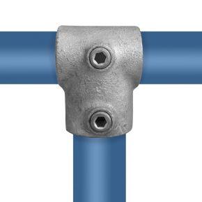 Easyclamp Type 2V | kort T-stuk gereduceerd