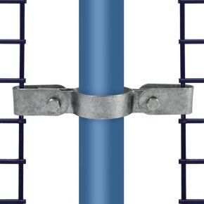 Easyclamp Type 71 | Gaasbevestigingsclip dubbel