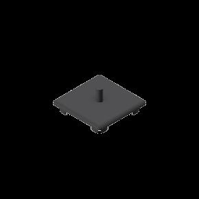 Einddop Z | 30x30mm - Minitec