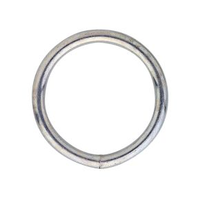 Gelaste ringen staal verzinkt