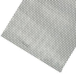 Sendsimir verzinkte geperforeerde plaat (rond)