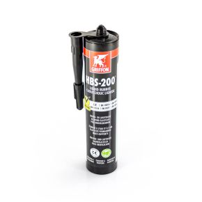 Griffon HBS-200 spray rubber tix koker 310 gram