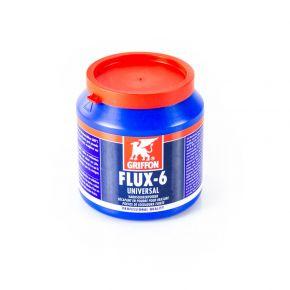 Soldeermateriaal  flux 6 pot | 200 gram