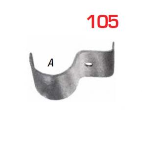 Kee Klamp Paneel Bevestigingsfittingen Type 105