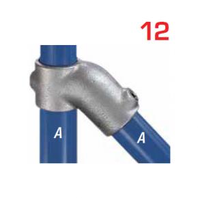 Kee Klamp Vaste Fitting Type 12