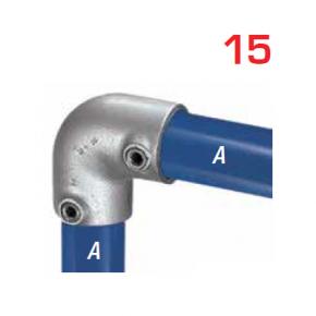 Kee Klamp Vaste Fittingen Type 15