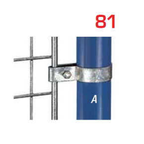 Kee Klamp Paneel Bevestigingsfittingen Type 81