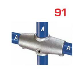 Kee Klamp Vaste Fittingen Type 91