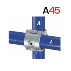 Kee Klamp Scharnierende Fittingen Type A45