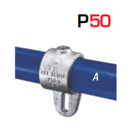Kee Klamp Paneel Bevestigingsfittingen Type P50