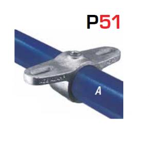 Kee Klamp Paneel Bevestigingsfittingen Type P51