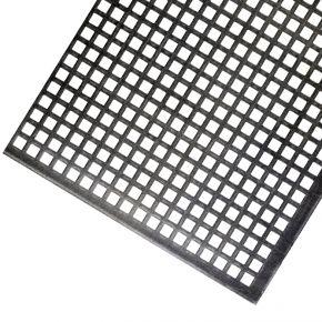 staal geperforeerde plaat (vierkant)