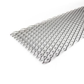 Gaas strekmetaal staal