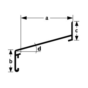 Waterslagprofiel type 2