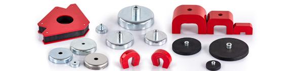 Magneten bij Metaalwinkel